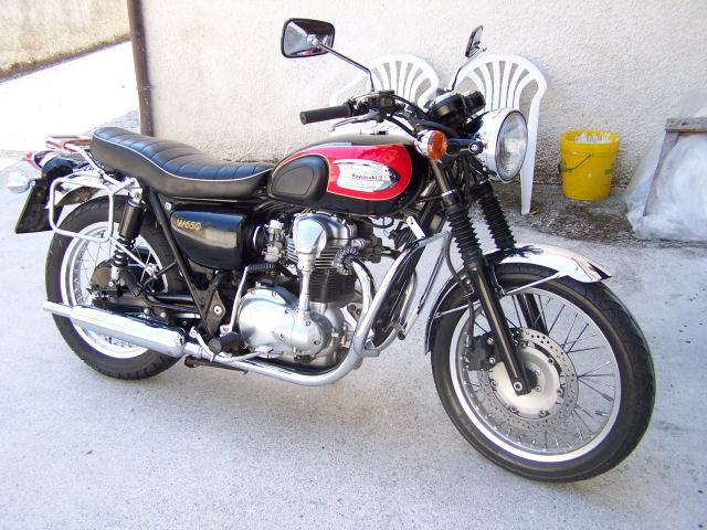 W650it Kawasaki W650 Enthusiastic Riders Leggi Argomento W