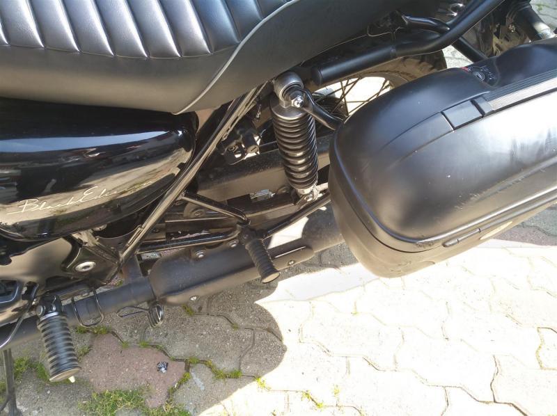 W650 it - Kawasaki W650 Enthusiastic Riders • Leggi